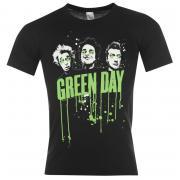 Tričko Official Green Day T Shirt Drips
