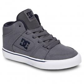 Boty DC Shoes Patrol Mens Skate Shoes Grey/Navy