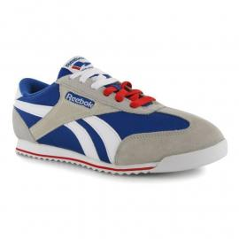 Boty Reebok Classic Rayen Trainers Mens DkRoyal/Wht/Red
