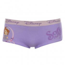 Disney Single Boxer Briefs Girls Sofia The 1st
