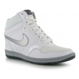 Boty Nike Force Sky High Ladies White/Sil/Grey