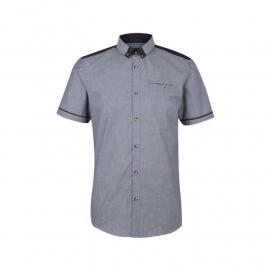 Košile Soviet Chambray Polka Dot Shirt CHAMBRAY