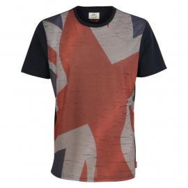 Tričko Soviet Union Jack T Shirt Navy