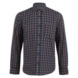 Košile Jack and Jones Vintage Tokyo Check Shirt Port
