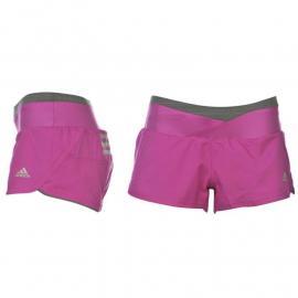 Šortky adidas Super Nova Short Ladies Pink/Grey