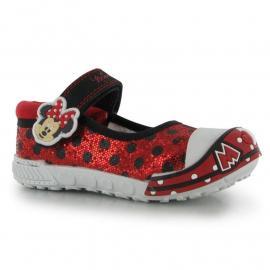 Disney Canvas Shoes Girls Minnie