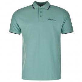 Pierre Cardin Tip Polo Shirt Mens Mint