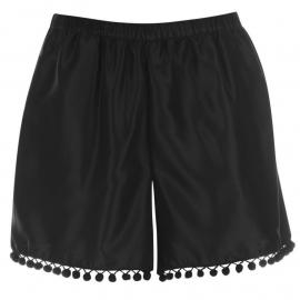 Golddigga Shorts Ladies Black