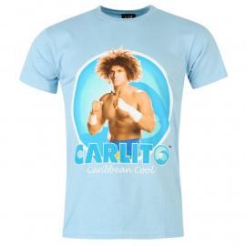 Tričko Character WWE T Shirt Mens Carlito Cool