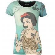 Cosmic Sub T Shirt Ladies Jungle Girl
