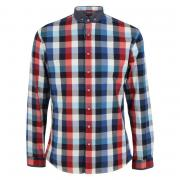 Košile Bewley and Ritch Calloway LS Shirt Check