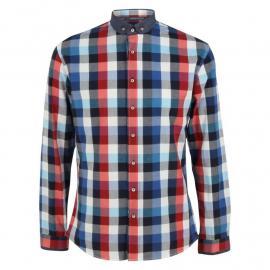 Košile Bewley and Ritch Calloway LS Shirt Check