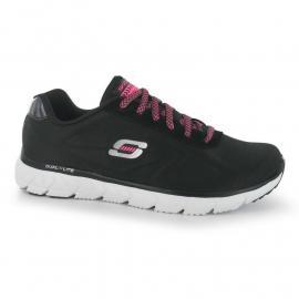 Boty Skechers Soleus Truth Ladies Running Shoes Black