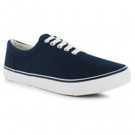 Boty Lee Cooper Danvan Mens Canvas Shoes Navy