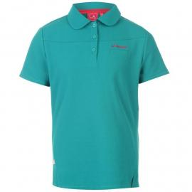 Polokošile LA Gear Pique Polo Shirt Ladies Teal