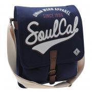 SoulCal Messenger Bag Navy