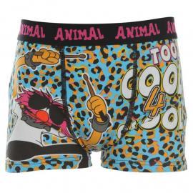 Mikina Disney Muppets Animal Single Boxers Infant Boys Animal AOP