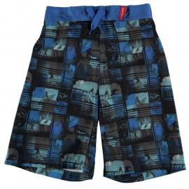 Plavky Hot Tuna Photo Shorts Junior Boys Blue Photo