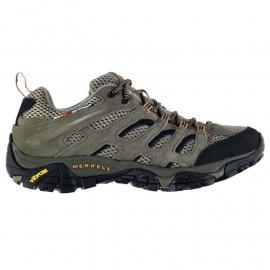 Boty Merrell Moab Ventilator Mens Walking Shoes Walnut