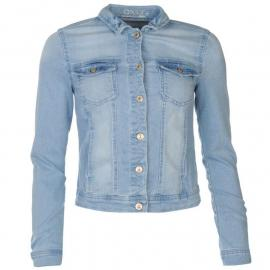 Bunda Only West Denim Jacket Lgt Blue Denim