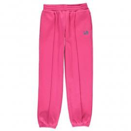 LA Gear Closed Hem Jog Pant Girls Fuchsia2