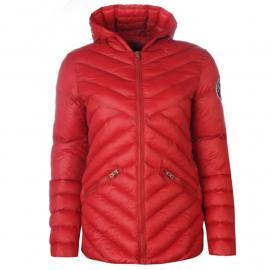 Bunda SoulCal Micro Bubble Jacket Jester Red