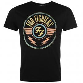 Tričko Official Foo Fighters T Shirt FF Bolts