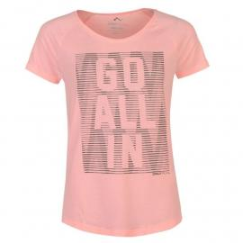 Only Play Dunna T Shirt Pink