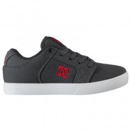 Boty DC Method Skate Shoes Junior Boys Grey