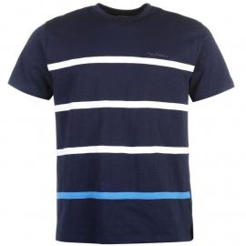 Tričko Pierre Cardin C St Appliq T Sn97 Navy/Wht Stripe