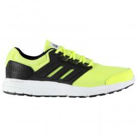 Adidas Galaxy 4 Trainers Mens SolarYell/Blk