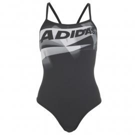Adidas Infinitex Plus Swimsuit Ladies Black/White