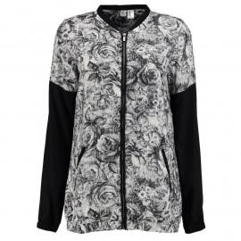 ONeill Fable Bomber Jacket Ladies Black