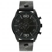 Firetrap Mens Oversized Watch Black