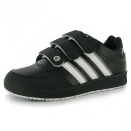 Dětské boty adidas Lk Trainer - Černé