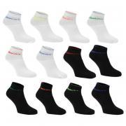 Ponožky Donnay Crew Socks 12 Pack Bright Asst