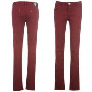 Jilted Generation Jeans Burgundy