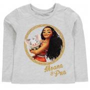 Disney Moana Long Sleeve T Shirt Infant Girls Moana & Pua
