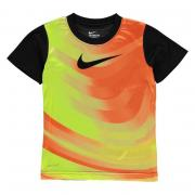 Nike Blur Wave T Shirt Infant Boys Game Royal