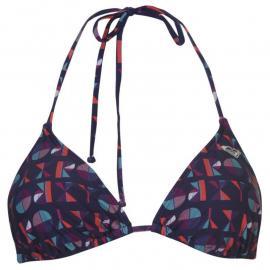 Plavky Roxy Waimea Bikini Top Ladies Navy Typo