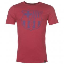 Nike Barcelona Crest Tee Red