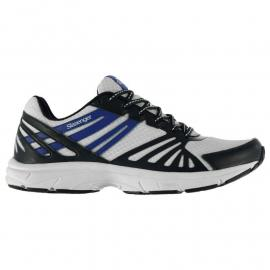 Slazenger Dash Jogger Running Shoes Mens White/Navy
