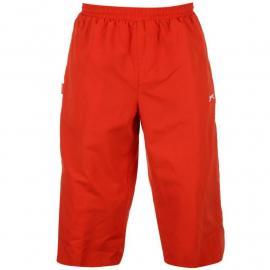 Slazenger Three Quarter Jogging Bottoms Mens Red