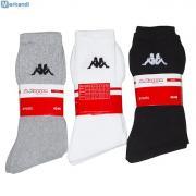 Ponožky Kappa  3 pack mnohobarevné