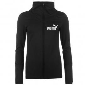 Mikina Puma PWR Swagger Jacket Ladies Black