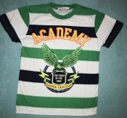 Tričko dětské Zelené Academy Heelo Boy zelená