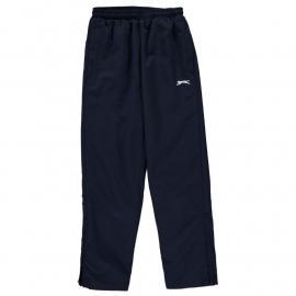 Tepláky Slazenger Open Hem Woven Pants Junior Boys Navy