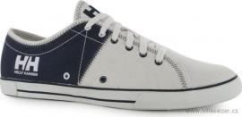 Boty Helly Hansen Vesteroy Canvas Shoes Mens White/Navy