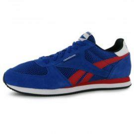 Boty Reebok Classic Jogger Mesh Mens Trainers Royal/Red/Wht