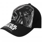 Character Peak Cap Star Wars Black